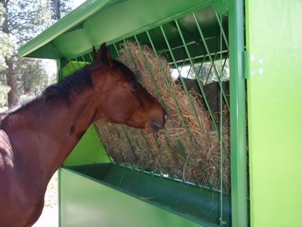 x for of rack poly horses com hay photo feeder horse feeders